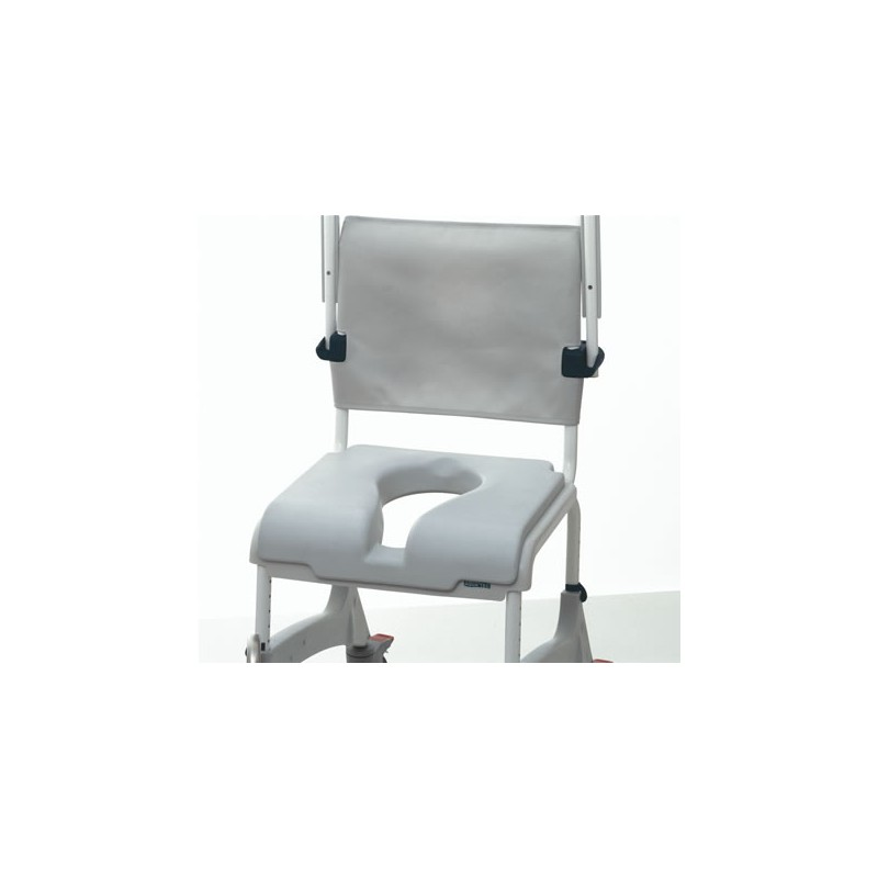 Chaise de douche aquatec ocean xl for Chaise de douche