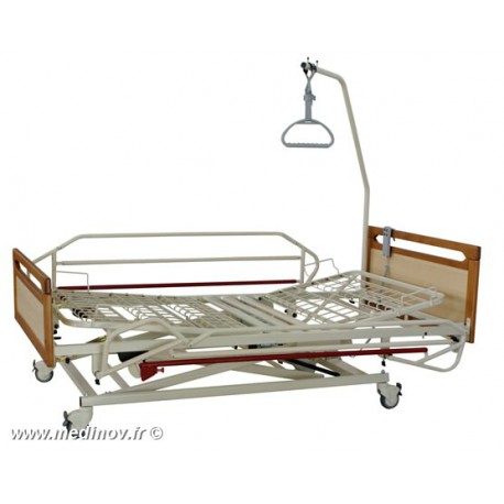 Location de lit m dicalis largeur 120 cm - Location lit medicalise tunisie ...