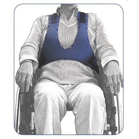 Maintien de buste pour fauteuil