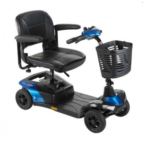 Scooter 4 roues COLIBRI bleu