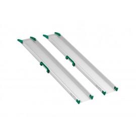 Paire de rails fixe (50 à 200 cm)