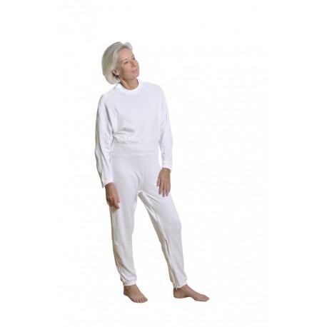 Pyjama combinaison Huron coton lourd