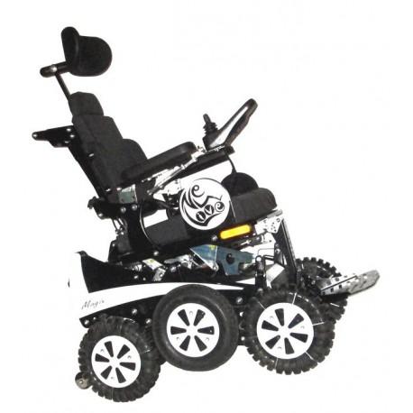 Roulant électrique Magix - Location fauteuil roulant