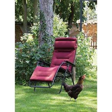 fauteuil de relaxation futura air confort lafuma. Black Bedroom Furniture Sets. Home Design Ideas