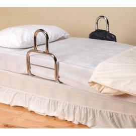 Barre d'accès ou barre d'appui au lit