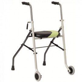 Déambulateur Actio2 avec roues et tablette
