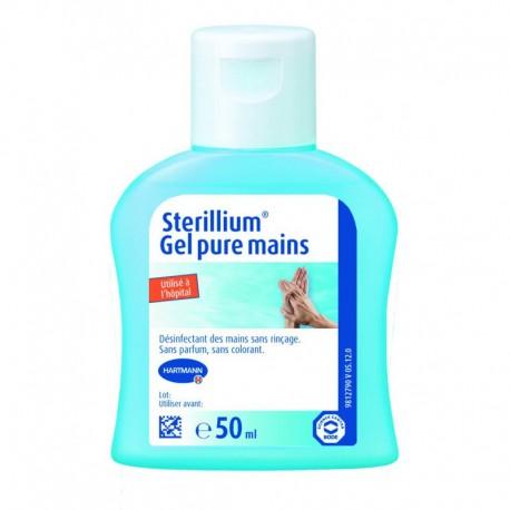 Gel hydroalcoolique Sterillium pure mains