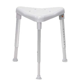 Tabouret de bain triangulaire EDGE