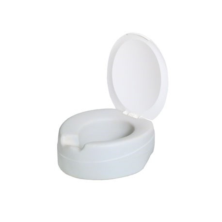 Rehausse WC avec couvercle Contact