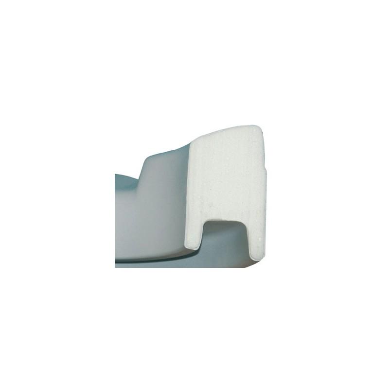 Rehausse Wc Avec Couvercle C3 A0 Fixer Plastique Poubelle De Recyclage 15l Fixation Sur Porte Ouverture