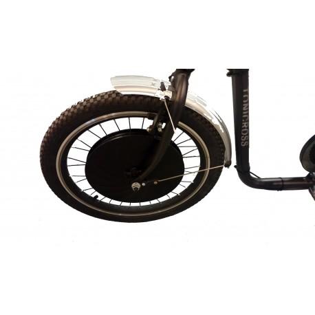 Kit assistance électrique pour tricyle Tonicross