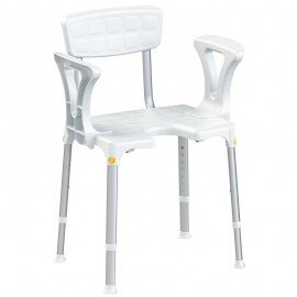 Chaise de douche Capri Plus