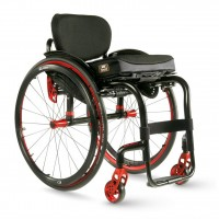 Quickie Helium fauteuil ultra léger chassis fixe