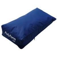 Coussin triangulaire microfibres