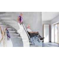 Scalamobil : Monte-escalier pour votre fauteuil roulant