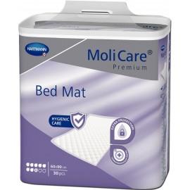 Alèses jetables MoliCare Premium Bed Mat 8 Gouttes 60 x 90 cm