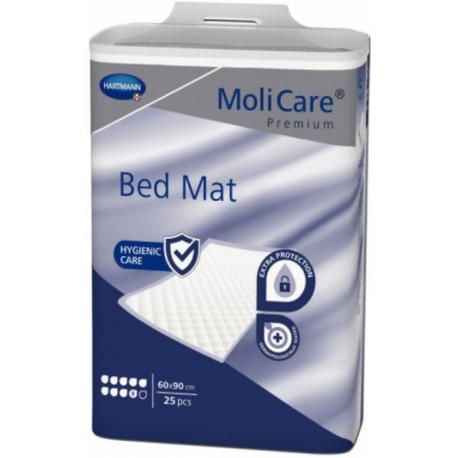Alèses jetables MoliCare Premium Bed Mat 9 Gouttes